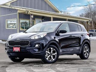 Used 2020 Kia Sportage LX,AWD,R/V CAM,ECO/SPORT,B.TOOTH,HEATED SEATS for sale in Orillia, ON