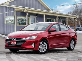 Used 2020 Hyundai Elantra Preferred w/Sun & Safety Package,B.tooth,USB for sale in Orillia, ON