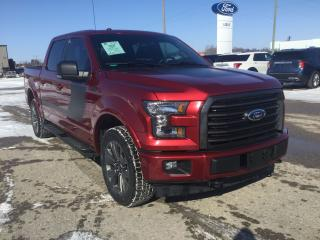 Used 2017 Ford F-150 XLT | Sport | 4X4 | Remote Start for sale in Harriston, ON