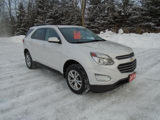 Used 2016 Chevrolet Equinox 2LT  NAV / ROOF for sale in Beaverton, ON