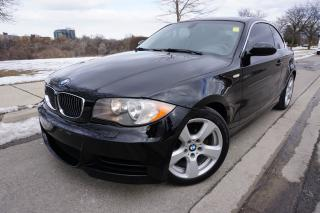Used 2009 BMW 1 Series STUNNING 128I / NO ACCIDENTS / ONTARIO CAR / AUTO for sale in Etobicoke, ON