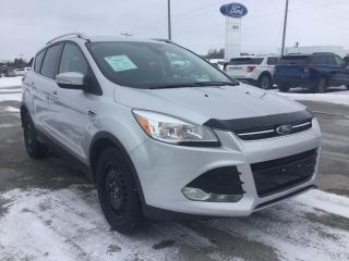 Used 2014 Ford Escape Titanium | AWD | Moonroof for sale in Harriston, ON