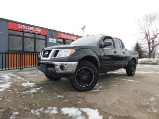 Used 2010 Nissan Frontier SE CREW CAB 4X4 for sale in St. Thomas, ON