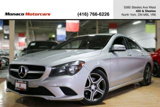 Used 2015 Mercedes-Benz CLA-Class CLA250 - NAVI|BACKUP|BLINDSPOT|COLLISION WARNING for sale in North York, ON