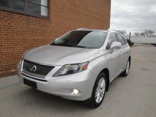 Used 2010 Lexus RX 450h LEATHER/SUNROOF/NAVI /CAMERA for sale in Oakville, ON