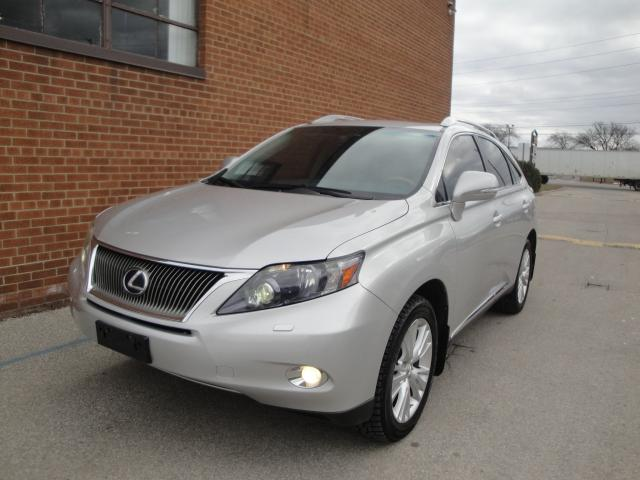 2010 Lexus RX 450h LEATHER/SUNROOF/NAVI /CAMERA