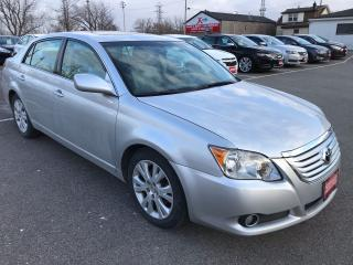 Used 2008 Toyota Avalon XLS * NAV, SUNROOF, BLUETOOTH, LEATH ** for sale in St Catharines, ON