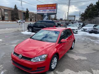 Used 2015 Volkswagen Golf TRENDLINE for sale in Toronto, ON