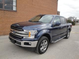 Used 2018 Ford F-150 LARIAT/LEATHER/SUNROOF for sale in Oakville, ON