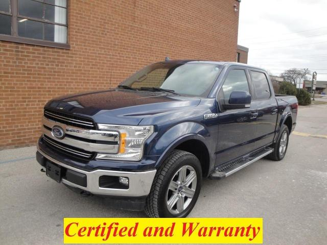 2018 Ford F-150 LARIAT/LEATHER/SUNROOF