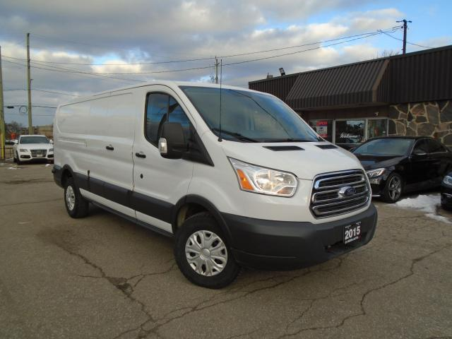 "2015 Ford Transit T-250 148"" Low Rf 9000 GVWR Swing-Out RH Dr"
