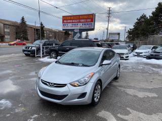 Used 2011 Hyundai Elantra GL for sale in Toronto, ON