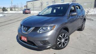 Used 2014 Nissan Rogue Automatic, 4 Door, 3 Year Warranty available for sale in Toronto, ON