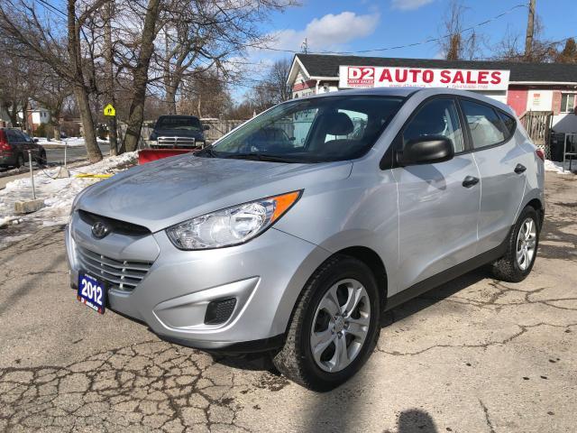 2012 Hyundai Tucson Automatic/4Cylinder/Bluetooth/HeatedSeats/Certifid