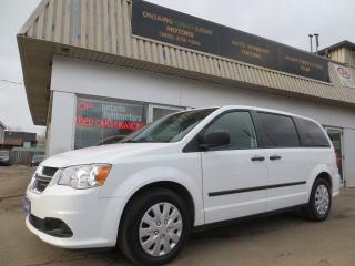 Used 2016 Dodge Grand Caravan 7 PASSENGERS, STOW&GO for sale in Mississauga, ON