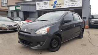 Used 2015 Mitsubishi Mirage ES for sale in Etobicoke, ON