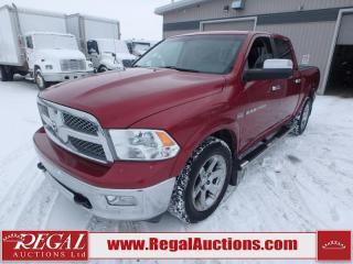 Used 2012 RAM 1500 Laramie Crew CAB SWB 4WD 5.7L for sale in Calgary, AB