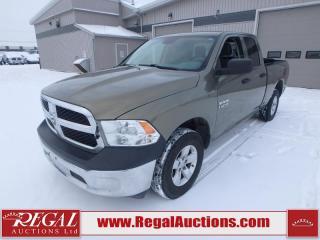 Used 2013 RAM 1500 SXT Quad CAB SWB 4WD 3.6L for sale in Calgary, AB