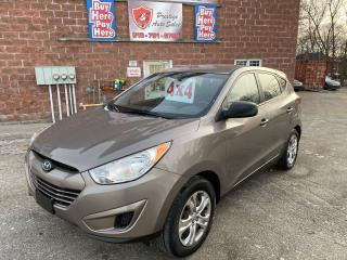 Used 2012 Hyundai Tucson AWD/2.4L/REDUCED/SAFETY INCLUDED/ONE OWNER for sale in Cambridge, ON