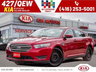 Used 2013 Ford Taurus SEL for sale in Etobicoke, ON