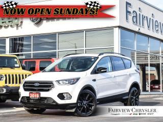 Used 2019 Ford Escape Titanium l NAV l PANO ROOF l AWD l for sale in Burlington, ON