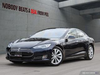 Used 2015 Tesla Model S 85D,Autopilot,Summon,Roof,NEW Turbine Whls,EV for sale in Mississauga, ON
