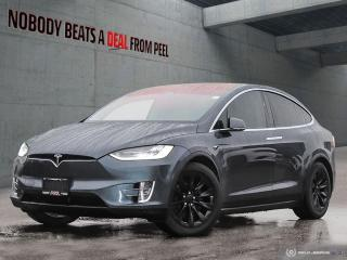 Used 2017 Tesla Model X 75D, Full Self Driving, Summon, New Tires, EV for sale in Mississauga, ON