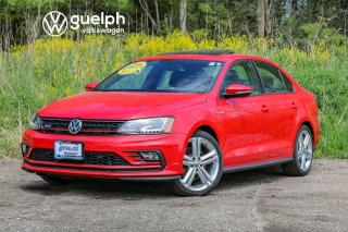 Used 2017 Volkswagen Jetta GLI Autobahn - Blind Spot Sensor, Bluetooth for sale in Guelph, ON