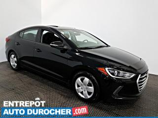 Used 2018 Hyundai Elantra GL SE TOIT OUVRANT - A/C - Caméra de Recul for sale in Laval, QC