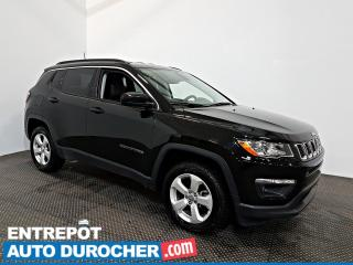 Used 2018 Jeep Compass North AWD NAVIGATION - A/C - Sièges Chauffants for sale in Laval, QC