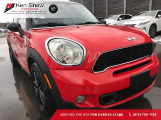Used 2012 MINI Cooper Countryman S | AWD | for sale in Toronto, ON