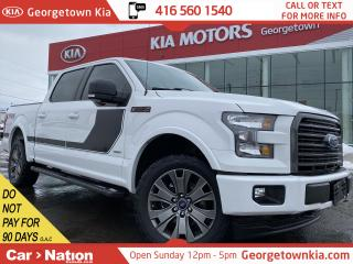 Used 2017 Ford F-150 SPORT SPEC ED | FX4 | CREW | NAVI | PANO ROOF |CAM for sale in Georgetown, ON