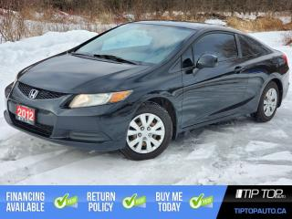 Used 2012 Honda Civic COUPE 2DR MAN LX for sale in Bowmanville, ON