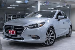 Used 2018 Mazda MAZDA3 Sport *No Payments for 6 Months!!! - GT Premium and Tech Pkg for sale in Richmond Hill, ON