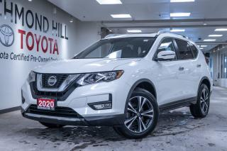 Used 2020 Nissan Rogue SV Tech PKG  - All Wheel Drive for sale in Richmond Hill, ON