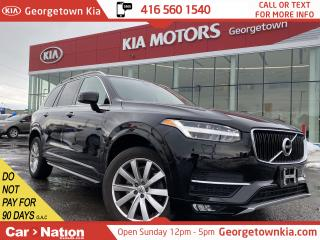 Used 2016 Volvo XC90 T6 Momentum | NAVI | PANO ROOF | AWD | SAFETY ASST for sale in Georgetown, ON