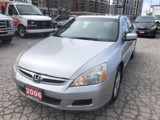 Used 2006 Honda Accord 4dr SE Auto for sale in Markham, ON