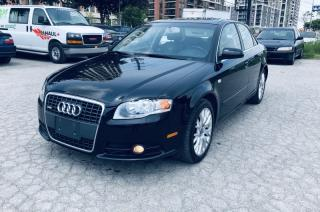 Used 2008 Audi A4 4dr Sdn 2.0T quattro for sale in Markham, ON