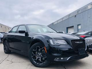 Used 2019 Chrysler 300 |300S AWD|REAR VIEW|LEATHER HEATED SEATS|NAVIGATION & MORE!! for sale in Brampton, ON