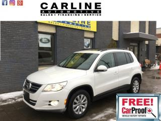 Used 2010 Volkswagen Tiguan 4dr Auto 4Motion for sale in Nobleton, ON