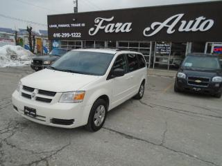Used 2010 Dodge Grand Caravan SE, Stow & Go for sale in Scarborough, ON