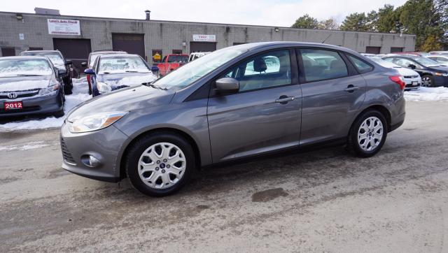 2012 Ford Focus SE CERTIFIED 2YR WARRANTY *1 OWNER*FREE ACCIDENT*FORD SERVICE HISTORY* BLUETOOTH FOG LIGHTS AUX