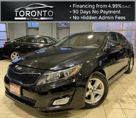 Used 2015 Kia Optima LX Bluetooth Heated Seats Satellite Radio for sale in North York, ON