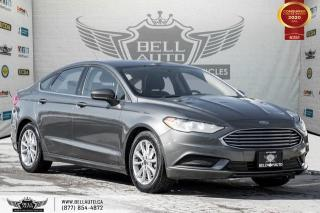 Used 2017 Ford Fusion SE, REAR CAM, BLUETOOTH, PUSH START, PWR SEAT, ALLOY for sale in Toronto, ON
