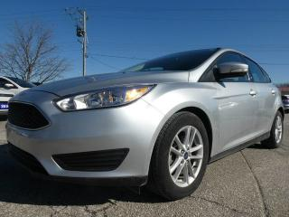 Used 2017 Ford Focus SE - HEATED SEATS - HEATED STEERING WHEEL - BACK UP CAMERA - LOW for sale in Essex, ON
