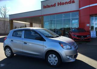 Used 2015 Mitsubishi Mirage ES for sale in Courtenay, BC