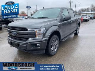 New 2020 Ford F-150 Lariat for sale in Woodstock, ON
