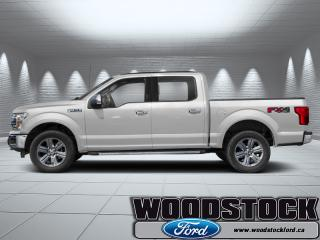 New 2020 Ford F-150 PLATINUM for sale in Woodstock, ON
