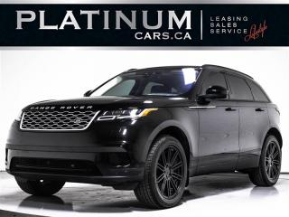 Used 2018 Land Rover Range Rover Velar D180 S, DIESEL, AWD, NAV, PANO, CAM, HEATED SEATS for sale in Toronto, ON