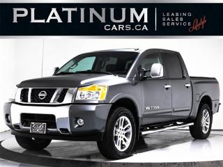 Used 2015 Nissan Titan SV, 5.6L V8, NAV, BACKUP CAM, HEATED SEATS for sale in Toronto, ON